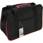 Black & Red - JanetBasket Eco Bag