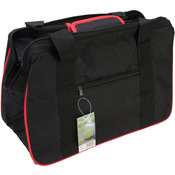 Black & Red - JanetBasket Eco Bag