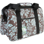 Blue Floral - JanetBasket Eco Bag