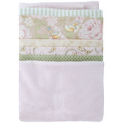 Girl - Soft Assorted - Cuddly Quilt Kits