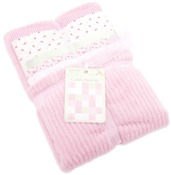 Girl - Shabby Chic Assorted - Cuddly Quilt Kits