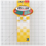 "12-1/2""X12-1/2"" - OLFA Frosted Advantage Non-Slip Ruler ""The Standard"""