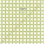"""12-1/2""""X12-1/2"""" - Omnigrip Non-Slip Quilter's Ruler"""