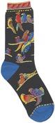 Birds Of Paradise - Laurel Burch Socks