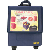 """13""""X12.5""""X18.5"""" Blue - Smart Cart"""