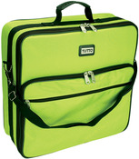 """19""""X17""""X6"""" Lime - TUTTO Embroidery Bag"""