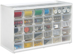 "14.375""X6""X8.75"" Translucent - ArtBin Store-In-Drawer Cabinet"
