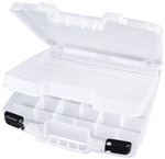 "15""X3.25""X14.375"" Translucent - ArtBin Quick View Deep Base Carrying Case"