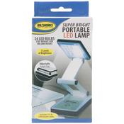 White - Super Bright Portable LED Lamp