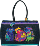 Artistic Totes Travel Bag -Dogs & Doggies