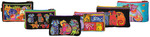 "Dog Tales - Cosmetic Bag Zipper Top Assortment 9""X1""X6"""