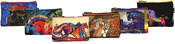 Laurel Burch Cosmetic Zipper Bag, 1 PC, Horse Design