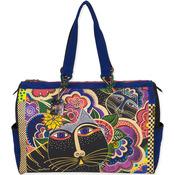 "Carlotta's Cats - Travel Bag 21""X8""X15"""
