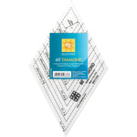 "1"" To 4-1/2"" - 60 Degree Diamond Shape Acrylic Tool"