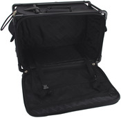 "27""X16.25""X14"" Black - TUTTO Machine On Wheels Case"
