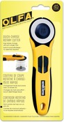 45mm - Quick Change Rotary Cutter