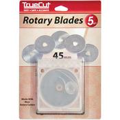 45mm 5/Pkg - TrueCut Rotary Blade Refills