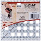"""6-1/2""""X6-1/2"""" - TrueCut Ruler"""