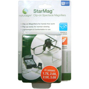 Naturalight StarMag Clip - On Spectacle Magnifier-