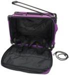 """20""""X13""""X9"""" Purple - TUTTO Machine On Wheels Case"""