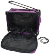 "20""X13""X9"" Purple - TUTTO Machine On Wheels Case"