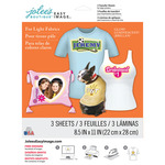 """Jolee's Easy Image Transfer Sheets 8.5""""X11"""" 3/Pkg - Glow - In - The - Dark For L"""