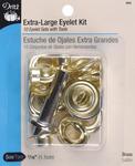 Eyelet Kit - Brass