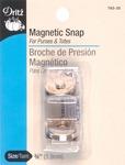 "Gilt - Round Magnetic Snap 3/4"" 1/Pkg"
