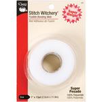 "1""X13yd - Stitch Witchery Fusible Bonding Web Super Weight"