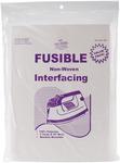 """Fusible Non-Woven Interfacing - 15""""X3yd"""