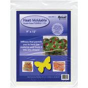 "9""X12"" - Heat Moldable Double-Sided Fusible Plus"