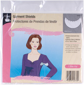 White - Garment Shields 1 Pair