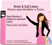 Stain Blockers Underarm Garment Liners 6 Pairs-