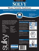 "19.5""X3yd - Solvy Water-Soluble Stabilizer"