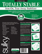 """20""""X3yd - Totally Stable Iron-On Tear-Away Stabilizer"""