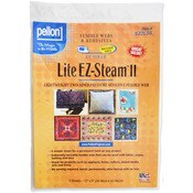 "12""X9"" 5/Pkg - Pellon EZ-Steam II Lite"