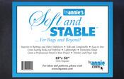 "Black 18""X58"" - ByAnnie's Soft & Stable"