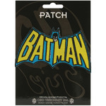 Batman Insignia - DC Comics Patch