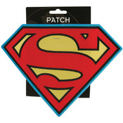 Superman Insignia - DC Comics Patch