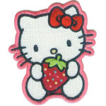 Strawberry Sweet - Hello Kitty Patch