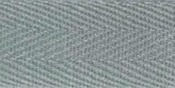 "Gray - 100% Cotton Twill Tape 5/8""X55yd"