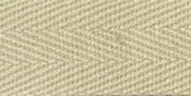 "Khaki - 100% Cotton Twill Tape 5/8""X55yd"