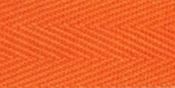 """Orange - 100% Cotton Twill Tape 1""""X55yd"""