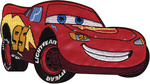 McQueen - Disney Cars Sew-On Applique