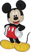 Mickey Mouse - Disney Mickey Mouse Sew-On Applique