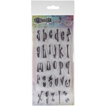 Clearly Alpha - Dyan Reaveley's Dylusions Clear Stamps