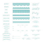Formal Invite - Lifestyle Letterpress Plates