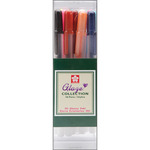 Assorted Colors - Gelly Roll Glaze Bold Point Pens 16/Pkg
