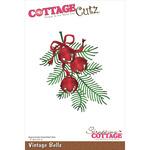 Vintage Bells - CottageCutz Die