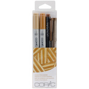 Brown - Copic Doodle Pack